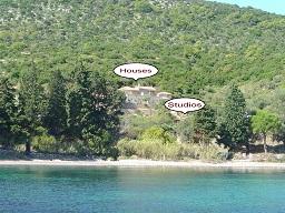 Lithea Villas and Studios by the Sea - Agios Petros beach Alonissos in Greece