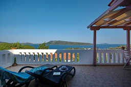 Agnantema Villas Steni Vala beach Alonissos in Greece
