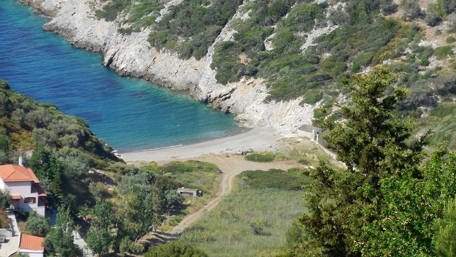 VITHISMA beach Alonissos