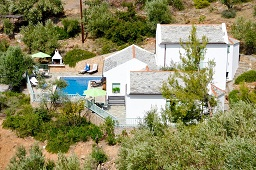 Villa Aquilo, Megali Ammos beach, Alonissos, Greece