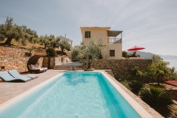 Villa Megali Ammos Beach - Alonissos, Greece