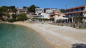 Roussom Gialos beach, Greece