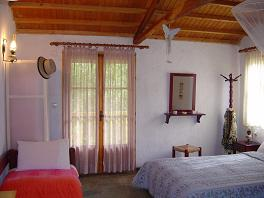 Alonissos Greece Traditional stone houses, villas and studios for rent