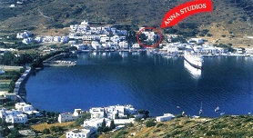 Amorgos Anna Studios