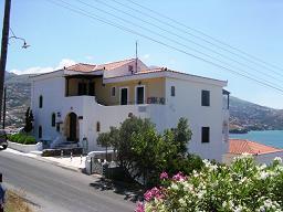 Andros hotels, Villa Alexandros in Batsi Beach