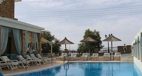Andros hotels, Chrissy Akti Hotel in Batsi Beach