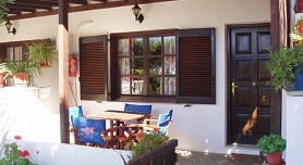 Andros hotels, Villa Arni in Batsi Beach