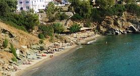 Andros hotels, Aneroussa Beach Hotel, Delavoyas Beach, Batsi