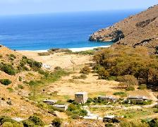 Achla Beach, Onar Cottages and Villas