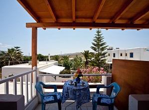 Pavlos Place in Antiparos Town