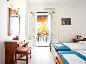 Pavlos Place in Antiparos Town