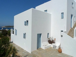 Oliaros Seaside Lodge in Antiparos Town