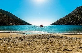 Oliaros Seaside Lodge in Antiparos Town