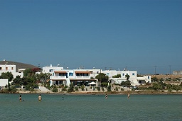 Theologos Beach Studios in Antiparos