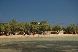 Theologos Beach Studios in Antiparos