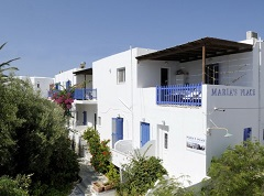 Maria's Place in Antiparos