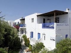 Maria's Place in Antiparos