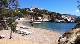 Beach House Antiparos - Apandima beach