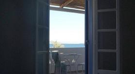 Beach House Antiparos - Apandima beach