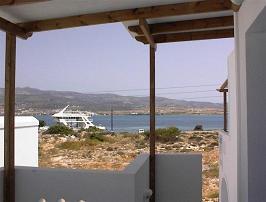 Marianos Apartments in Antiparos Town