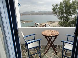 Apollon Hotel in Milos, Griekenland