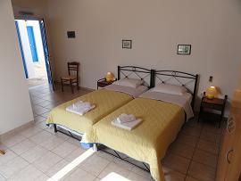 Apollon Hotel in Milos, Griekenland