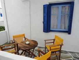 Soultana Apartments in Milos, Greece