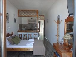 Astypalaia, Hotel Castillio in Analipsi (Maltezana Beach)
