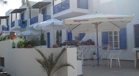 Astypalaia, Maganas Hotel, Livadi Beach