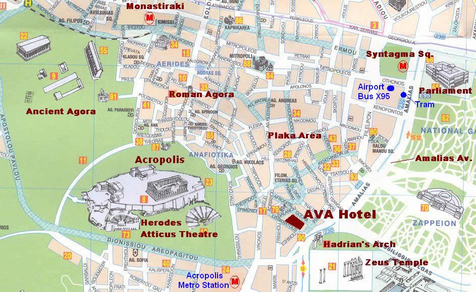 gratis kort over københavn
