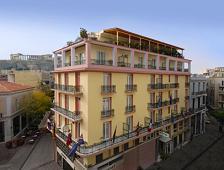Carolina Hotel, Athens, Athene