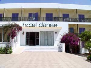 Aegina hotels, Hotel Danea