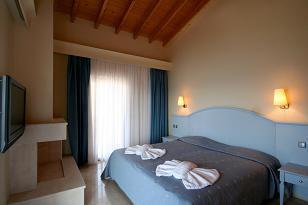Alkaios Hotel, Eftalou, Lesbos