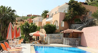 Alkion Hotel in Exopoli, Georgioupoli