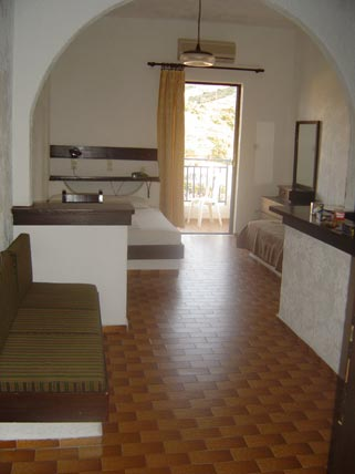 Amazona Apartments, Agia Pelagia, crete, Kreta.