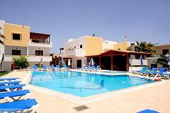 Angelica Apartotel, Milatos Beach, Crete, Kreta