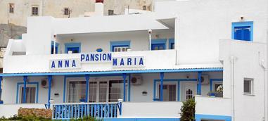 Pansion Anna Maria Naxos Chora