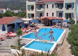 Samos, Aphrodite Hotel