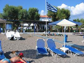 Aphrodite Hotel, Vatera, Lesbos