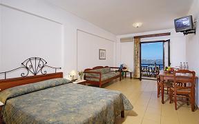 Megala Chorafia, Areti Hotel Apertments & Studios, Crete, Kreta.