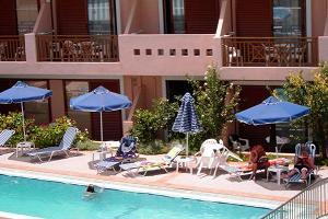 Aristea Hotel, Rethimnon