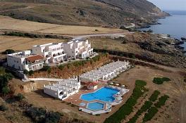 Balos Beach Hotel in Kaliviani Crete, Kreta