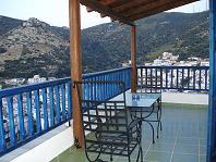 Fourni, Hotel Bilios Resort