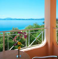 Corfu Hotels, Barbati View Apartments