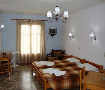 Defkalion Hotel, Petra, Lesbos