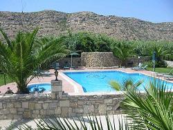 Dimitris Villa in Matala, crete, Kreta.