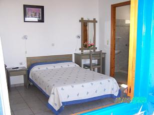 Iliovasilema rooms studios and apartments Donoussa