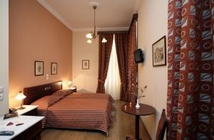 Andros Chora Greece, Griekenland, Egli Hotel