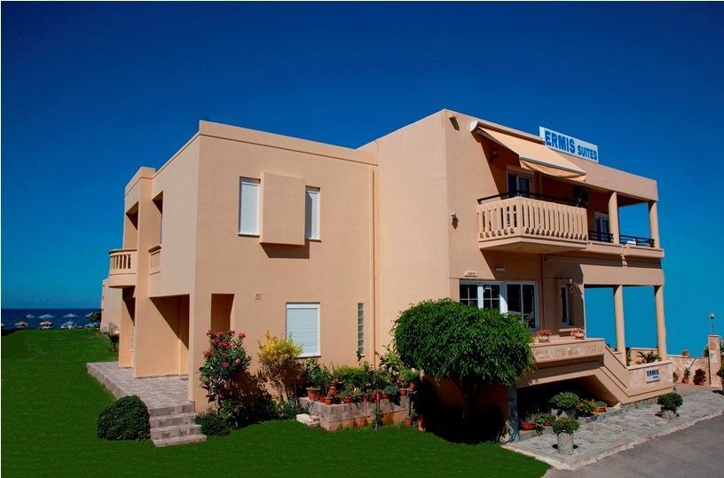 Ermis Suites Hotel Platanias, Agia Marina, crete, Kreta.