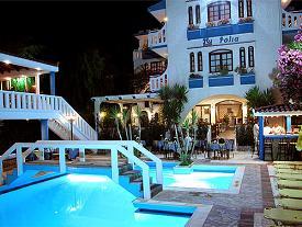 Folia Hotel Apartments, Agia Marina, crete, Kreta.